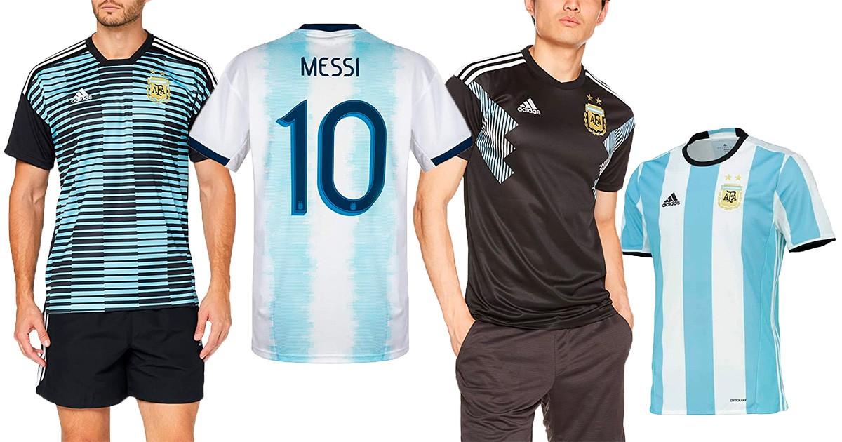 Argentinien-Trikots