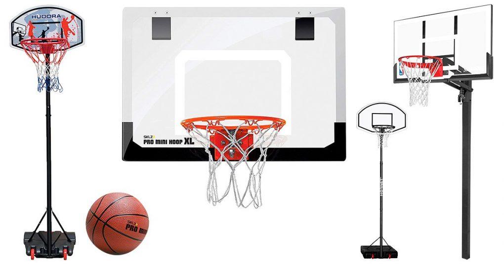 Basketballkörbe für zuhause