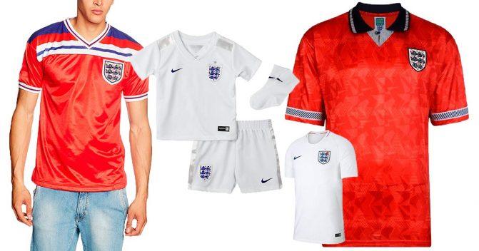 England-Trikots