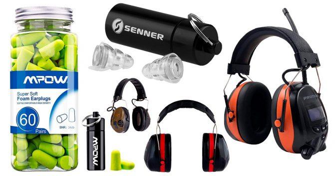 Gehörschutze