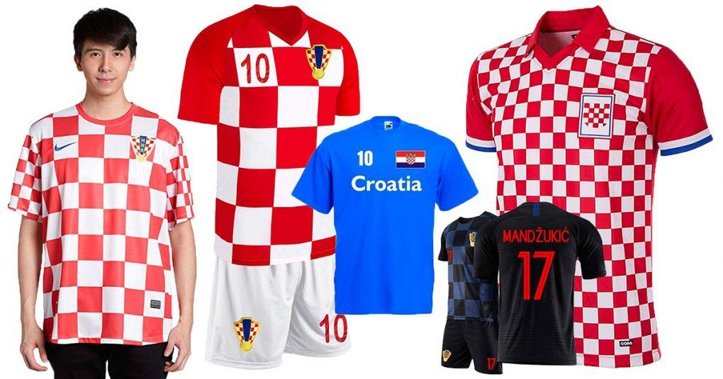 Kroatien-Trikots