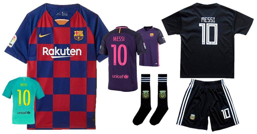 Messi-Trikots