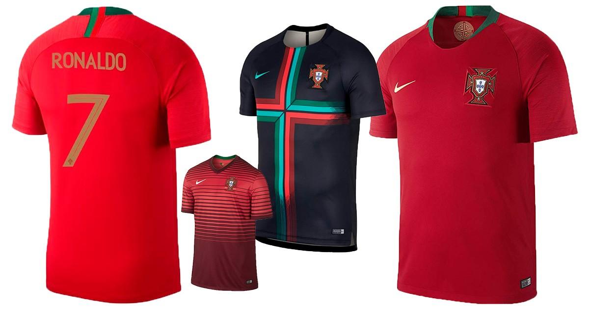 Portugal-Trikots