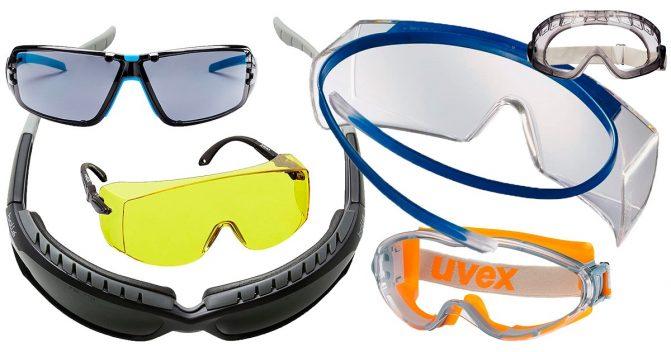 Schutzbrillen
