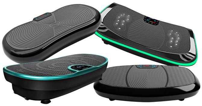 Vibrationsplatten