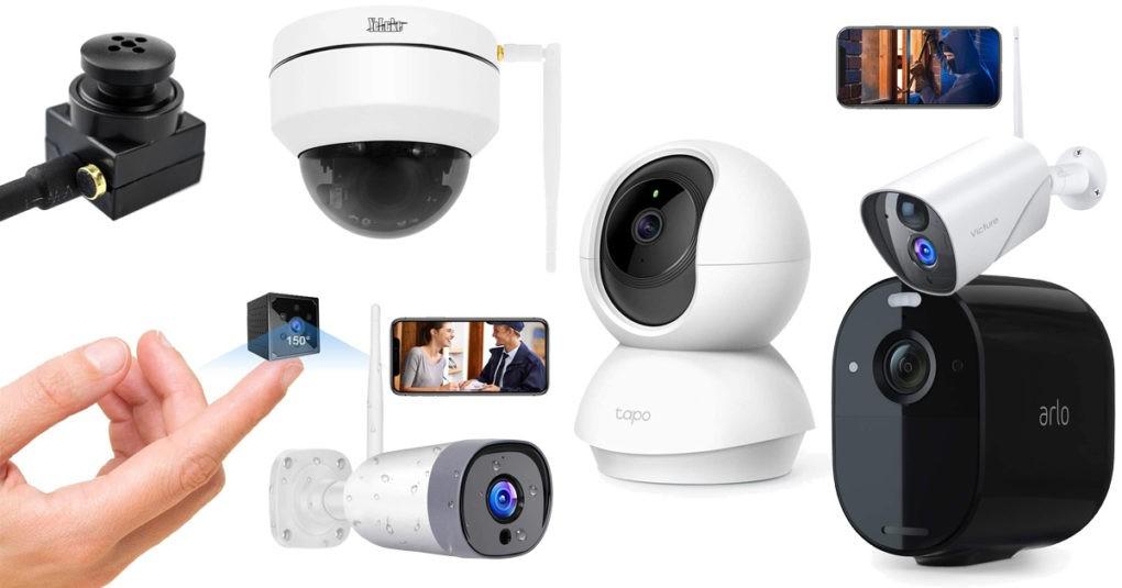 Kameras zur Überwachung