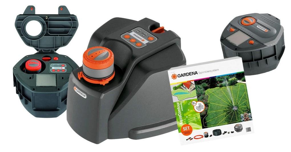 Aquacontour-System von Grdena