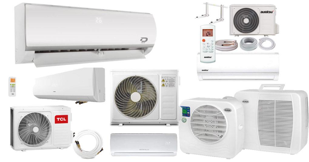 Klimaanlage mit Splitgerät