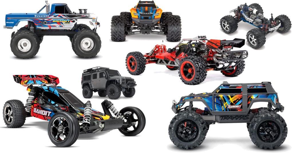 RC-Autos mit Speed