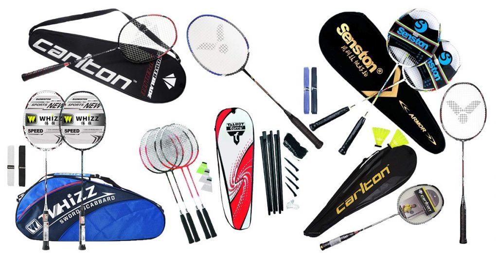 Badminton-Schläger für Anfänger & Fortgeschrittene