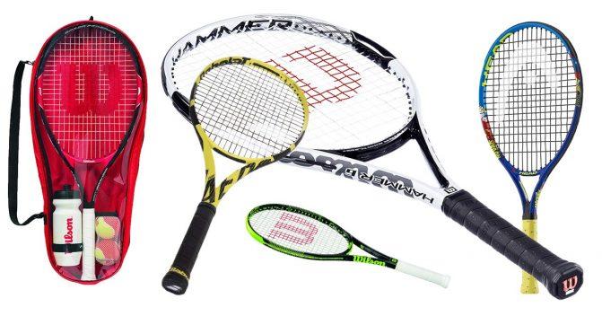 Tennisschläger für Anfänger & Fortgeschrittene