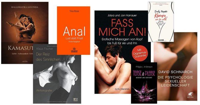 Erotikbücher für Paare
