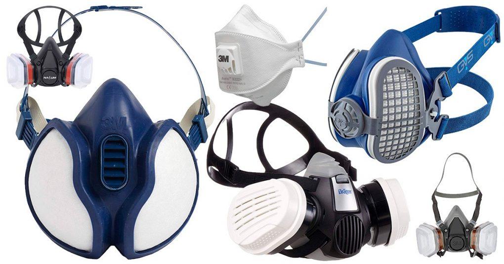 Mundschutz-Masken
