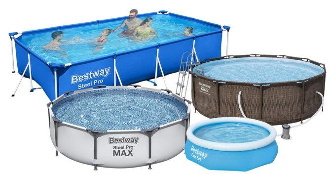 Bestway-Pool