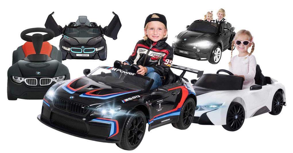 BMW-Kinderauto