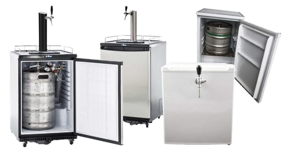 Fassbierkühlschrank