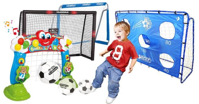 Kinder-Fußballtor