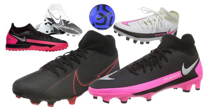 Nike-Fußballschuh