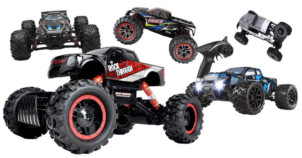 RC-Monster Trucks