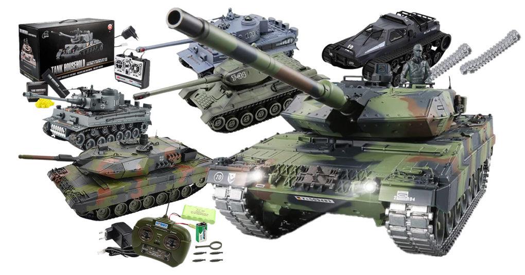 RC-Panzer