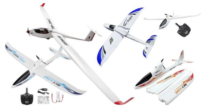 RC-Segelflieger