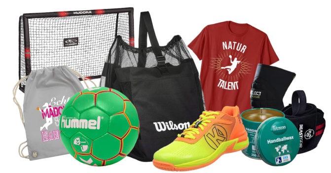 Handballausrüstung