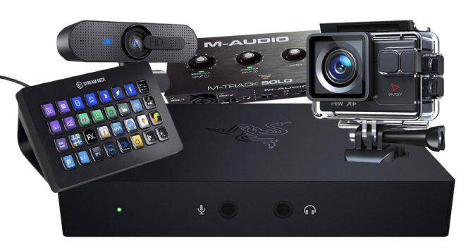 Streaming-Equipment