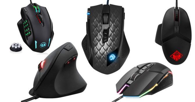 Die 7 besten Gaming-Mäuse [Ratgeber]