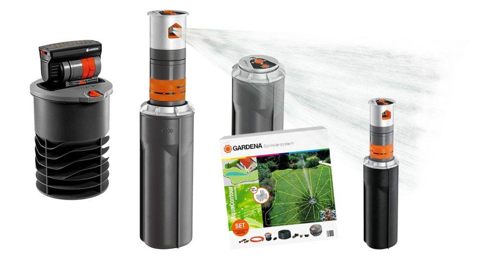 Sprenglersystem von Gardena